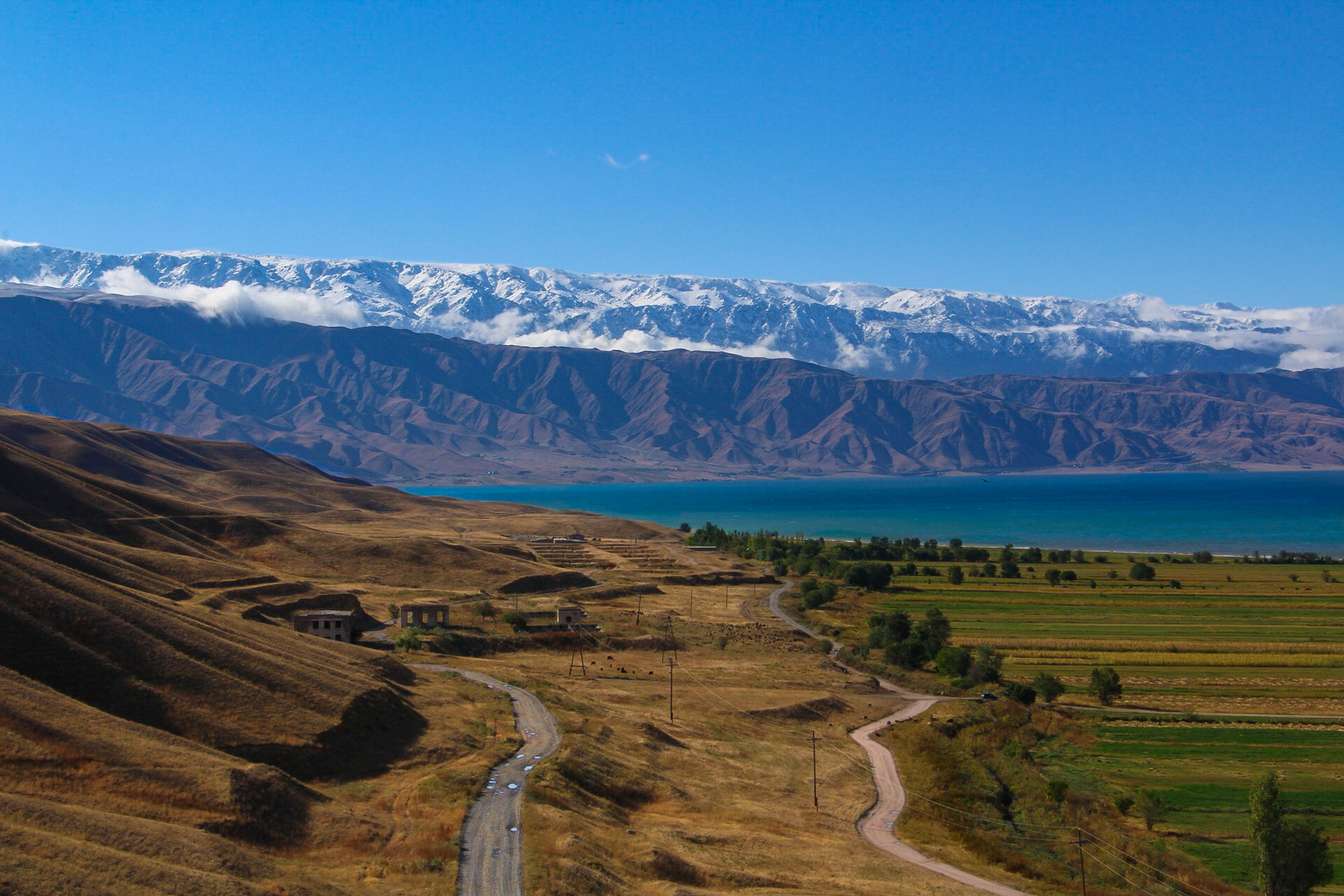 Explore the lakes of Tien Shan Summer