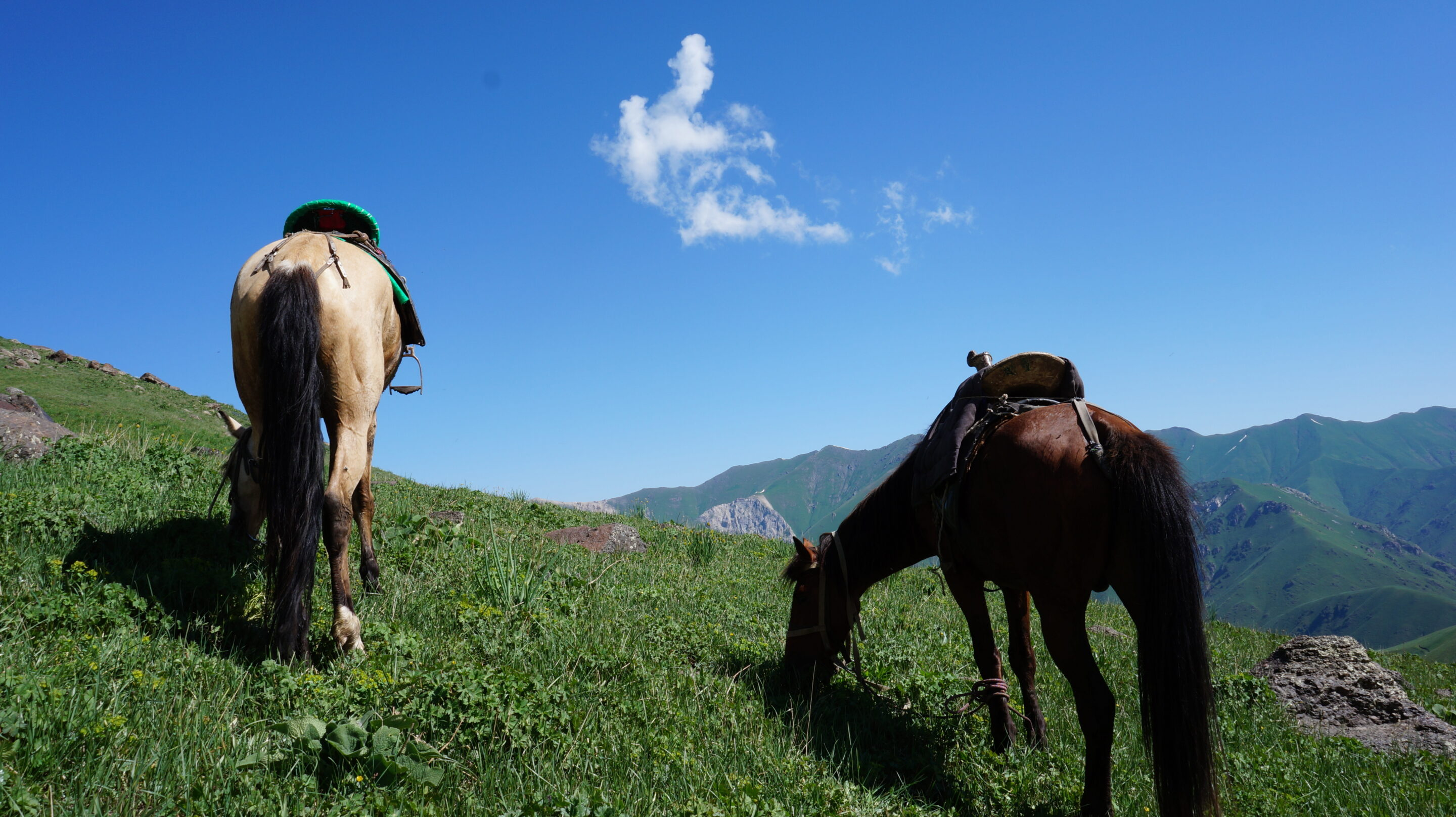Exploring Mysterious place of Kyrgyzstan 1